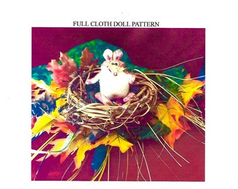 Cloth Doll Pattern, PDF, Mouse, Mice, Doll Patterns, Christmas decorations, Diana's DZines, Crafts, Sewing, Dolls, Handmade,Gifts,Christmas