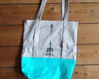 shopper bag boho