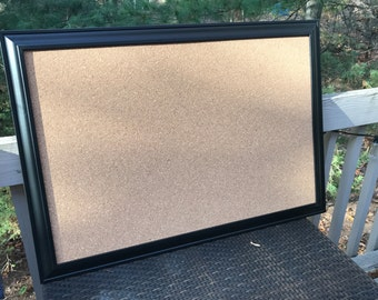 x large framed cork board bulletin board memo board white framed decorative cork bulletin board for kitchens offices or playrooms