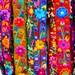 FREE SHIPPING to US- Handmade Peruvian Crochet Belt