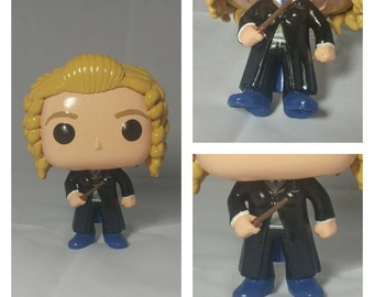 Custom Funko Pop Harry Potter Robes; Get Yourself or Someone Else Popped in Gryffindor, Slytherin, Hufflepuff or Ravenclaw Robes; Full Box
