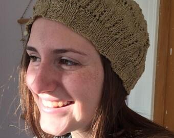 Linen Hat, #052