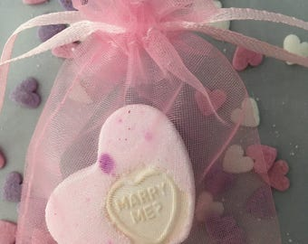 50 x Pink Wedding Favours, Wedding Favors, Bath Bomb Favours, Bath Bomb Favors, Ladies Mini Bath Bombs, Party Bag Fillers, Table decorations