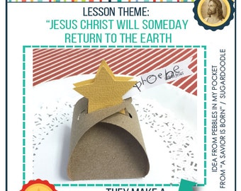 2016 December Week 3 Sharing Time Kit