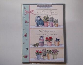 To a Dear Gran   Birthday Card