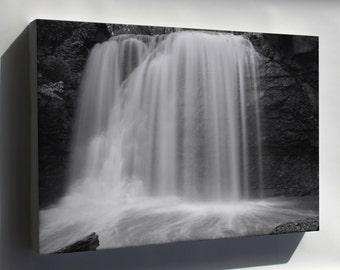Canvas 24x36; Hayden Falls Dublin Ohio