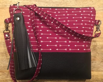 Crossbody bag, crossbody purse