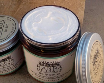 Temptation Whipped Body Butter - Mens Fragrance -Dry Skin Relief - Shea Butter - Winter Skin Relief - Vegan Lotion