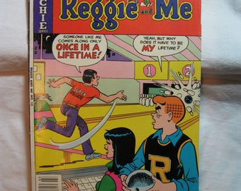 Archie Comic Series No  121, Cat# 06971 March 1980 Reggie and Me