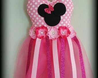 Minnie Mouse Inspired Bow Holder_Portalazos