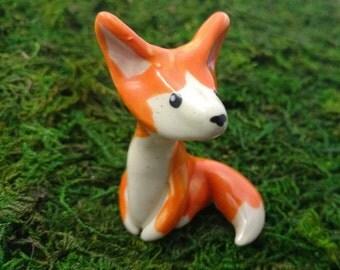 Mini Fox Figurine