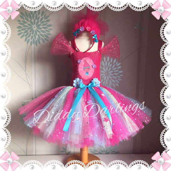 Cute Tutu Costumes - Princess Poppy & Dreamworks Trolls Costume Ideas for Kids u2014 Best Toys For Kids