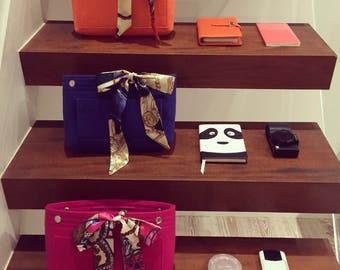 Handbag/Tote/Purse Organizer/Bag insert/LV Neverfull bag organizer/Tote bag organizer