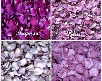 24 Cups Freeze Dried Rose Petals - Eco Friendly Rose Petals