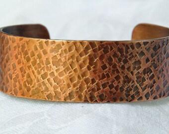 Solid Copper Bracelet