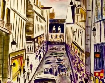 The Street!