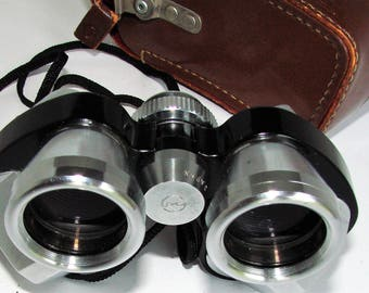 Vintage  Bushnell  Binoculars  6X25 Field 100 Degree  No. D268215 Very Nice and Great View Bird Watching Outdoor Birding
