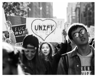 UNIFY - 8x10in digital photographic print