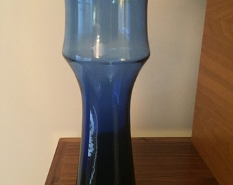 Colored Glass Vase
