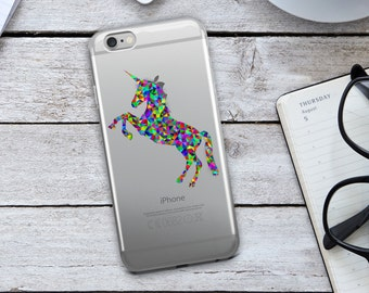 Unicorn iPhone Case - Unicorn Phone Case - Unicorn - Boho iPhone Case - Colorful iPhone Case - Cellphone Case - iPhone Case - Phone Case