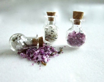 Flower Seed Fairy Dust Vials