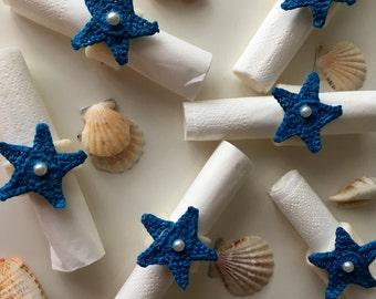 Crochet Starfish Etsy