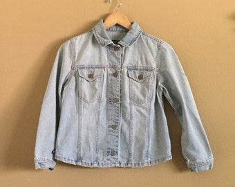 Vintage Ralph Lauren Denim Jacket Size S