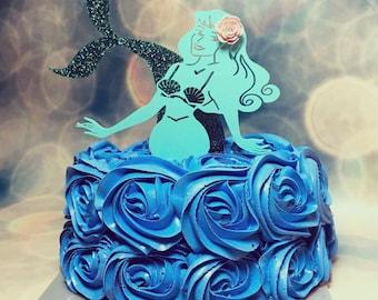 Mermaid Cake Decoration Set