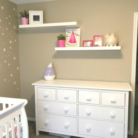Kids dresser knobs decorative drawer pulls blue wardrobe for Children s bureau knobs