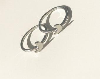 Moon Midi Ring
