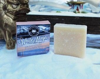 White Ninja Natural Soap