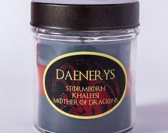 Daenerys - Layered Soy Candle