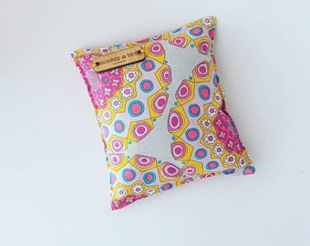 Mini Heat Pack or Ouch Pouch use hot or cold for natural pain relief