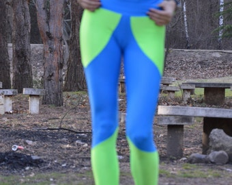 New Workout Compression Leggings, Running Stretch Pants, Elastic Casual Leggings, Tight-fitting by SSDfashion