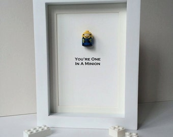 Mini Moments Lego® Art - You're One in a Minion