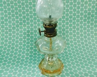 Mini Hurricane Lamp Oil Lamp
