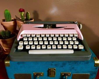 Little Pink Royal Parade/Forward Typewriter