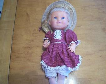 Vintage Hasbro Girl Doll