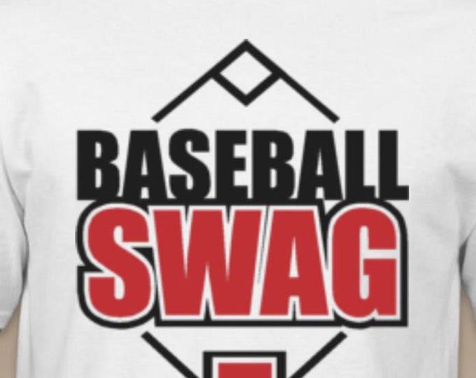 Baseball/Softball Swag Tshirt
