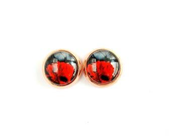 Flowers #11 Stud Earrings