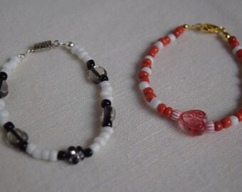 Childrens Bracelets-4 for 3 Dollars