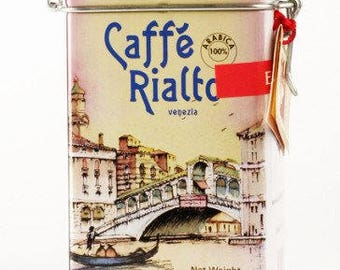 Caffe Rialto Tin
