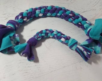 Dog Toys - Best Dog Toys - Puppy Toys - Strong Dog Toys - Toys for Dogs - Custom Dog Toys - Fleece Dog Toys - Rope Toys - Gifts for the Dog