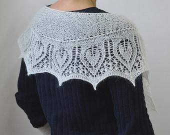 White wedding shawl mohair knitted shawl wrap bridal scarf christmas gift scarves bridal shawl cream with shine scarf wedding mohair shawl
