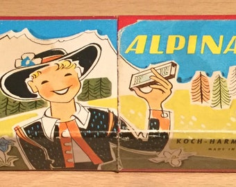 Alpina 1950's Koch Harmonica