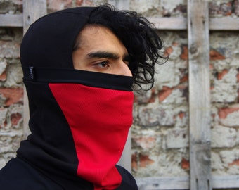 Hooded Scarf Bikewear