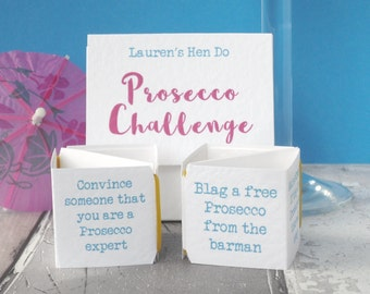 Hen Party Game - Hen Party - Hens Party Game - Hen Night Game - Hen Do - Prosecco Hen Party - Hens Night Game - Prosecco Party