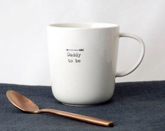 """Mug """"DADDY TO BE"""""""