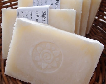 Pure and simple - 100% tallow soap