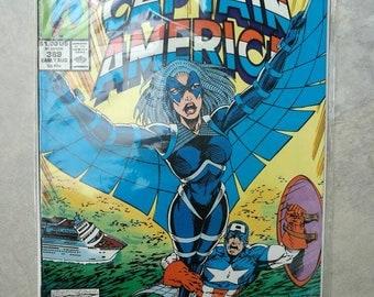 Captain America #389